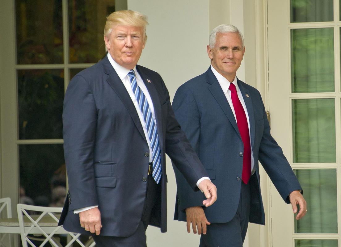 President Donald J. Trump & Vice President Mike Pence