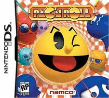 Pac n Roll   Nintendo DS