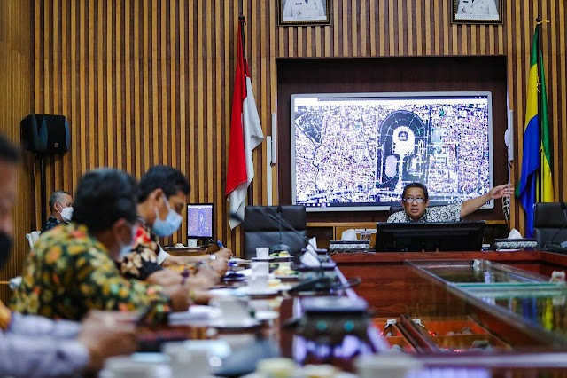 Pemkot Bandung Bakal Tata PKL Kawasan Tegalega