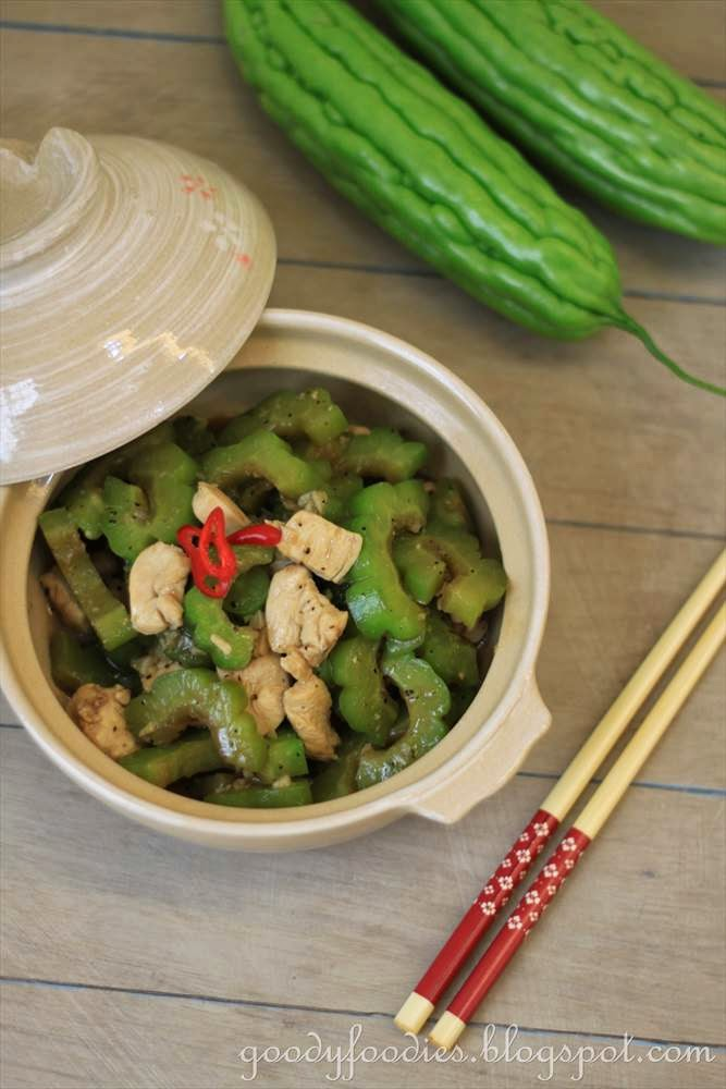 how to cook bitter gourd chinese style