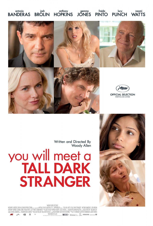you will meet a tall dark stranger izle