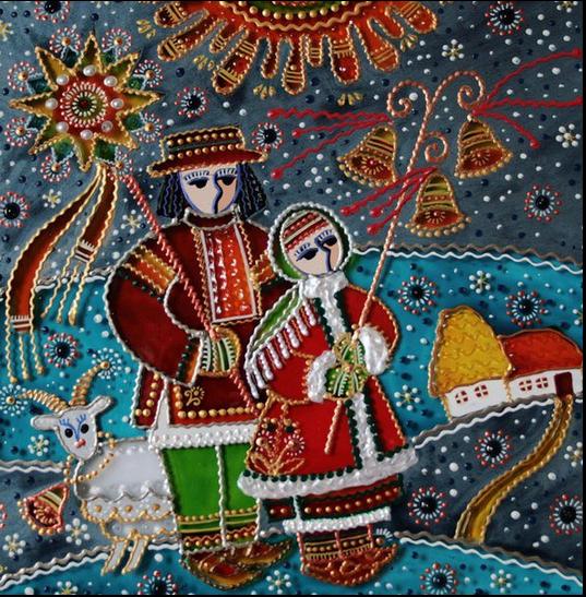 UKRAINIAN CALGARY: Calgary Christmas Carolling - Koliada