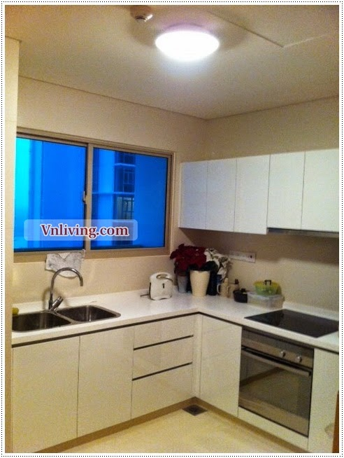 For lease The Vista apartment at An Phu Ward