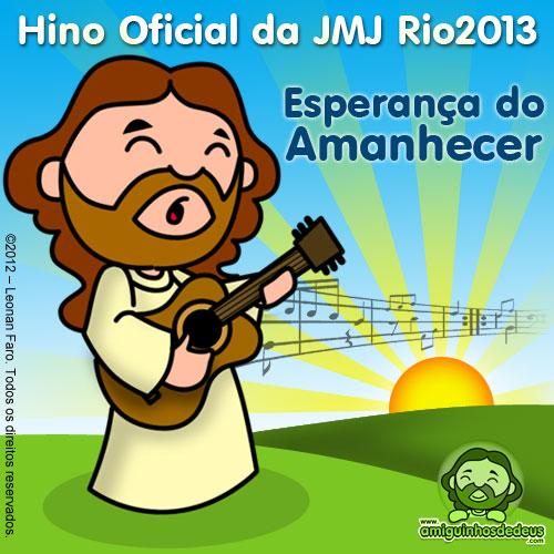 Hino Oficial da JMJ Rio 2013 desenho