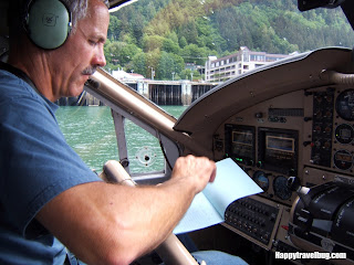 The pilot of the float plane