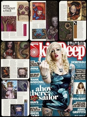SKIN DEEP MAGAZINE UK - ISSUE 224/JUNE