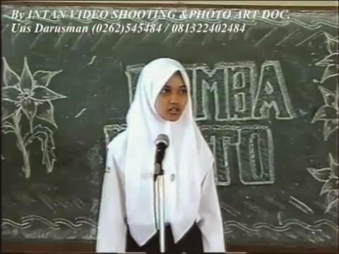Contoh Naskah Pidato Singkat Isra Mi,raj Bahasa Inggris