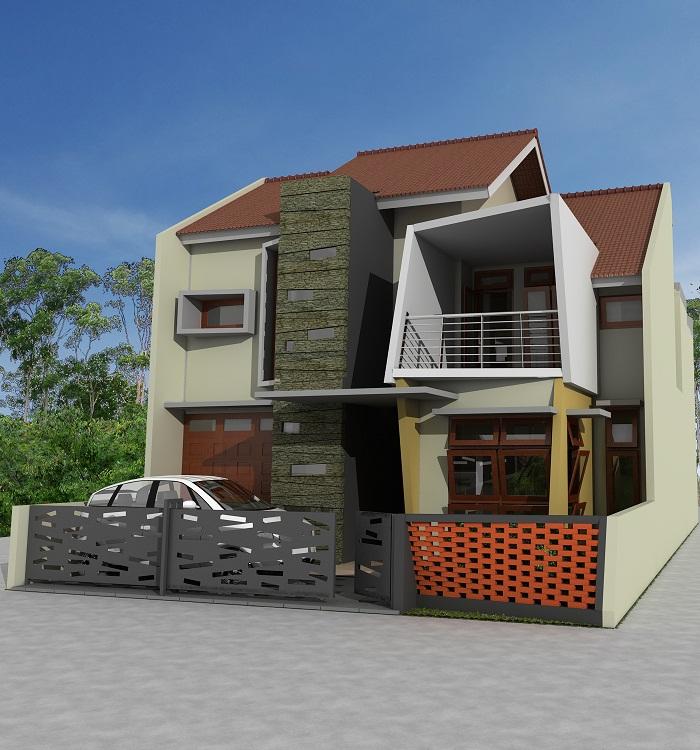 Desain Rumah Minimalis Dengan Tempat Usaha sketsarumah com rumah minimalis gambar rumah desain