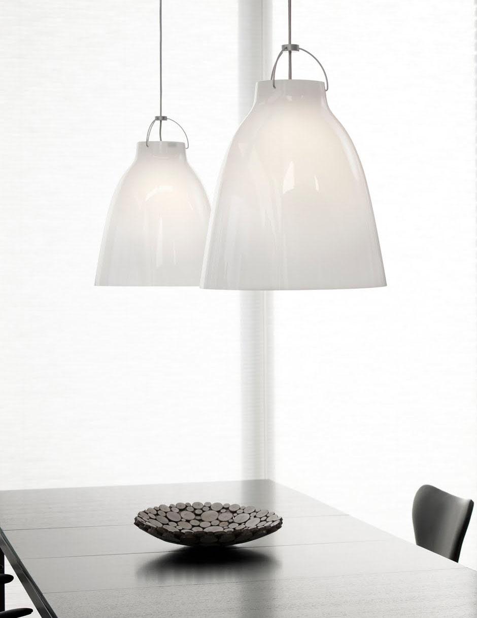 Classic Glass Pendant Light Fixture modern design by