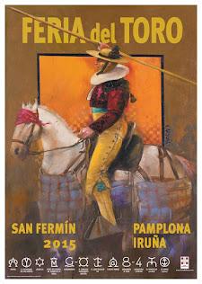 Cartel Feria del Toro 2015