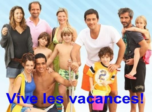 Да здравствуют каникулы! / Vive les vacances!