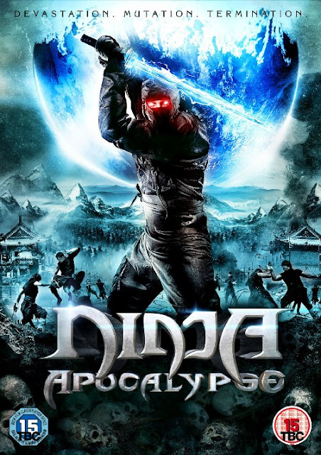 Baixar Filme Ninja Apocalypse Legendado Torrent