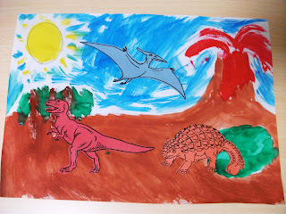 Preschool Crafts For Kids 20 Great Dinosaur Crafts For Kids