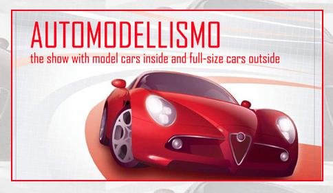 Scale Model News AUTOMODELLISMO MINIATURE CAR SHOW TOMORROW SUNDAY - Car show tomorrow