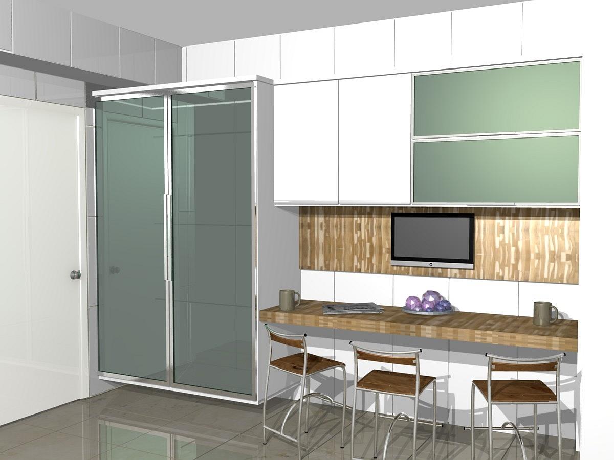 Pin Cozinhas Planejadas Modernas Mesas E Cadeiras Para Cozinha Pelauts  #5F472C 1200 900