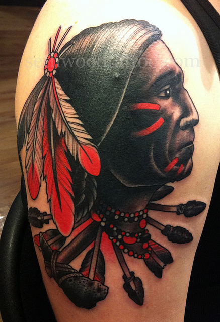 tattoos pictures gallery tattoos idea tattoos images tatoos of native american hawk. Black Bedroom Furniture Sets. Home Design Ideas