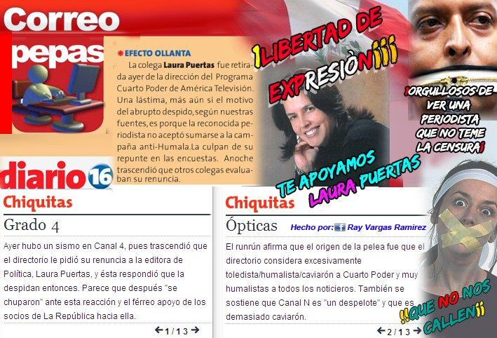Javi270270: Rosa María Palacios, Cuarto Poder y la anti campaña a ...