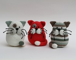 Amigurumi Kitten Patterns : Free amigurumi patterns pattern kitten krump