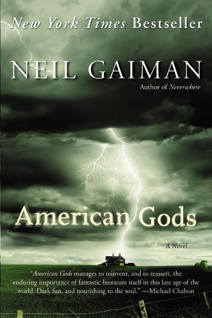 American Gods - Neil Gaiman [PDF | Español | 1.52 MB]