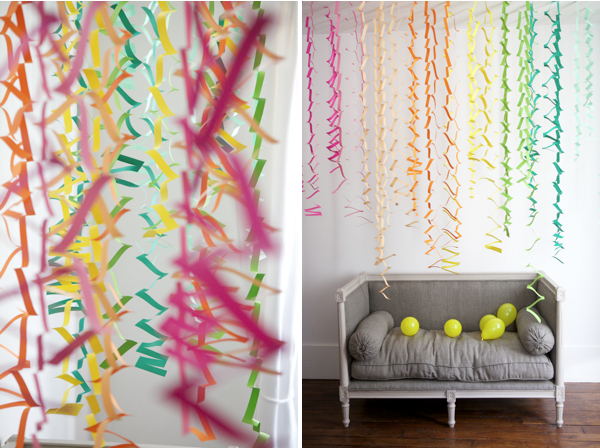 Diy Birthday Wall Decor : It s written on the wall fabulous party decorations for