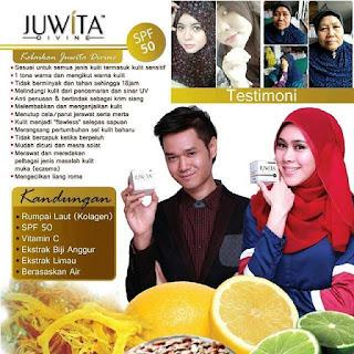 JUWITA DIVINE SEXY FOUNDATION ORIGINAL