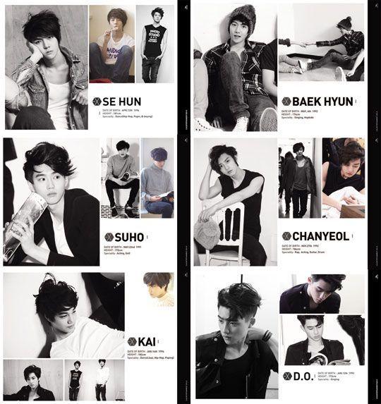 byeongari1123: Lirik lagu MAMA EXO-K [Romanization & Hangul]