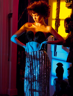 Lindsey Wixson HQ Pictures Interview Germany Magazine Photoshoot February 2014 By Sebastian Faena