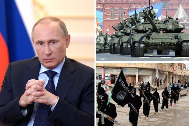 Rússia pode estar esperando Assad cair para dar o bote