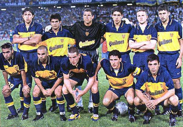 [Boca Juniors] ¿Cuantas veces salió campeon invicto?