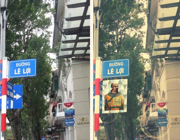 Saigon Makeover - sáng tạo vì cộng đồng