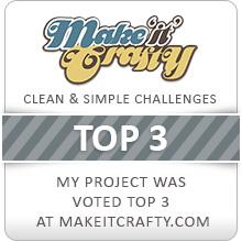 Top 3 Make it Crafty