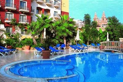 Malta Volo Hotel Mezza Pensione