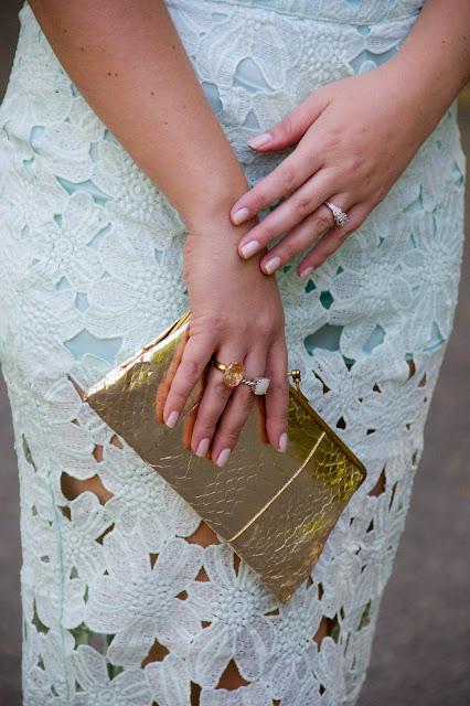 fashion blogger lipstick & Chiffon