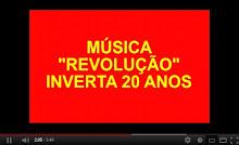 """MÚSICA - """"REVOLUÇÃO"""" 20 ANOS DO INVERTA"""
