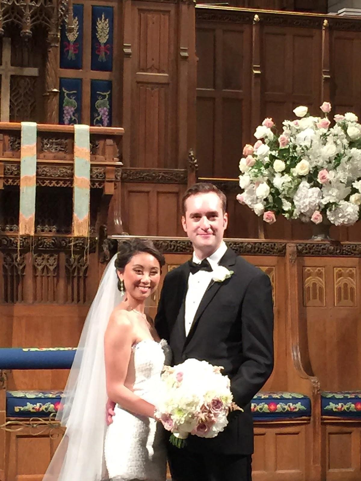 Ainah tan wedding