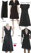 Lindos Vestidos de Noche Negros vestidos de noche negros