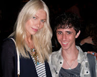 Aline Weber and Adal