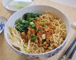 Resep Mi Ayam Bangka