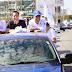 Mauricio Vila lleva propuesta del Transporte Inteligente a las comisarías