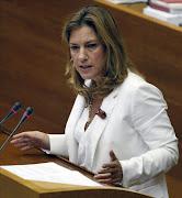 FOTO: EFE / Paula Sánchez de León, que fue la mano derecha del expresident .