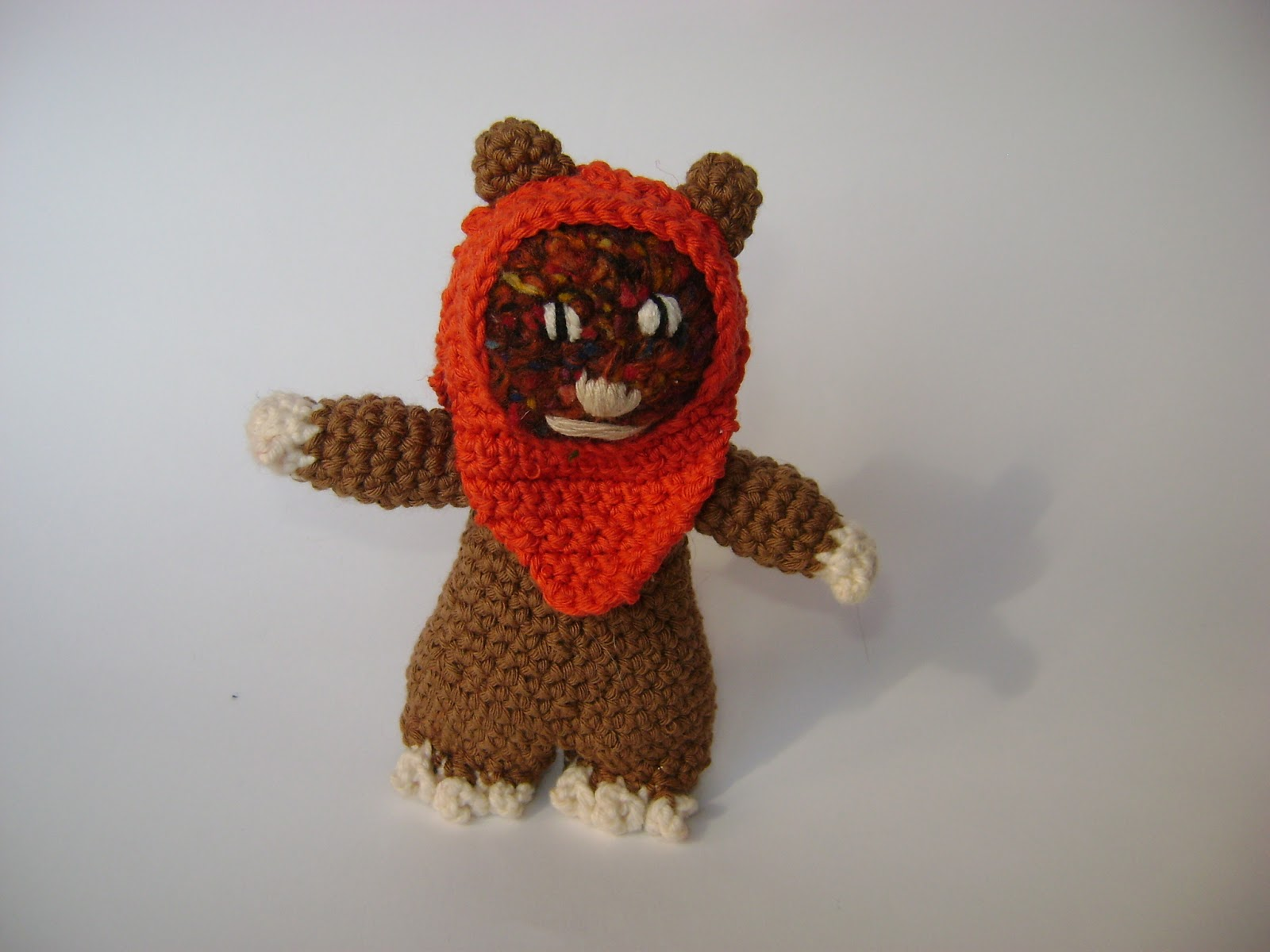Amigurumi Sewing Machine Pattern : Ganchitos: Amigurumi Star Wars, parte I