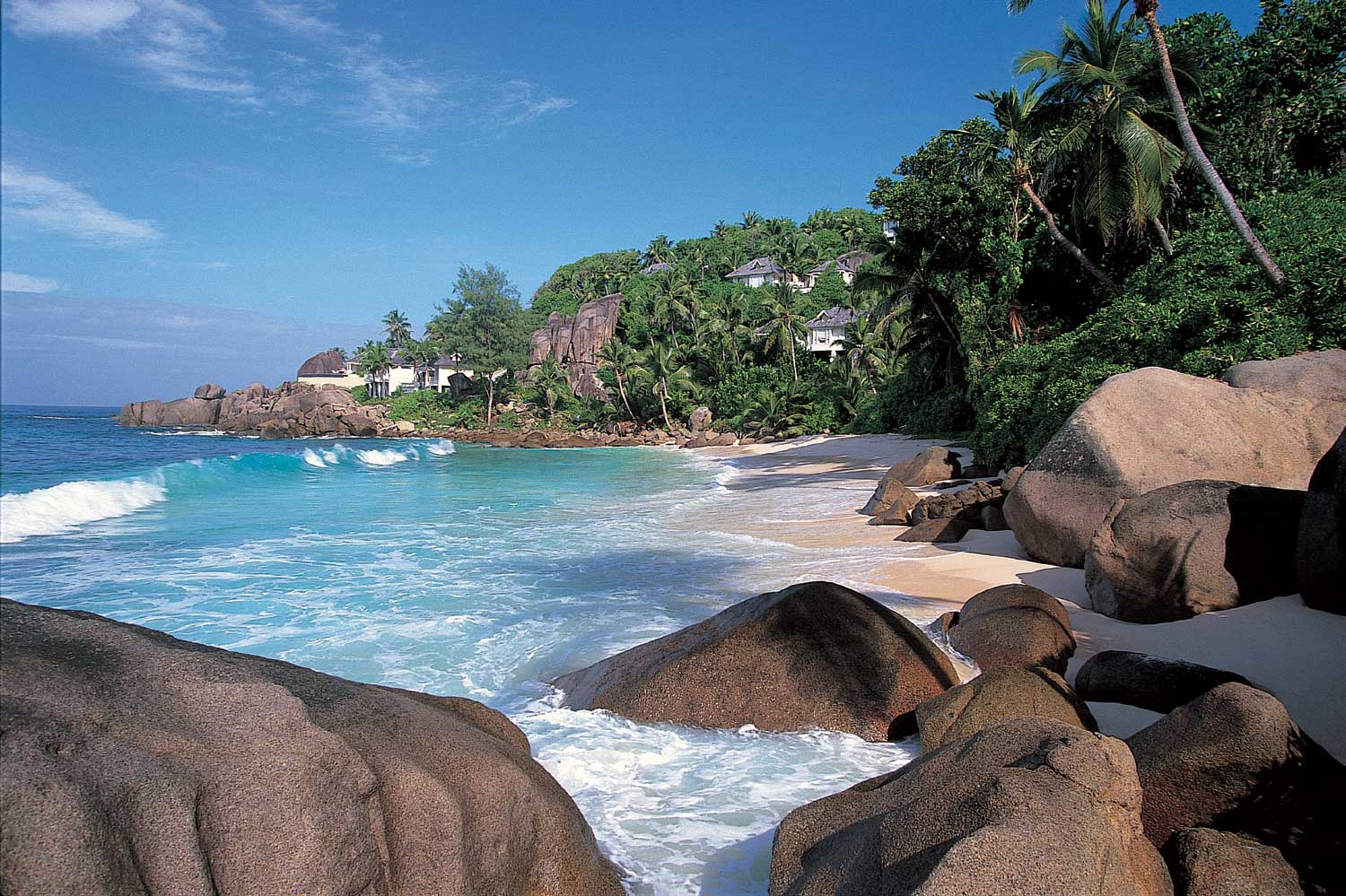 the seychelles Seychelles (/ s eɪ ˈ ʃ ɛ l z / ( listen) say-shelz french: ), officially the republic of seychelles (french: république des seychelles creole: repiblik sesel), is an archipelago and sovereign state in the indian ocean.
