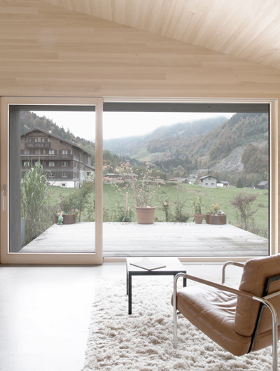 House of Gudrun, The Nature Home in Austria - Inspiring Modern Home