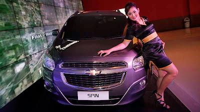 Kelebihan dan Kekurangan Chevrolet Spin Harga - Spesifikasi Terbaru