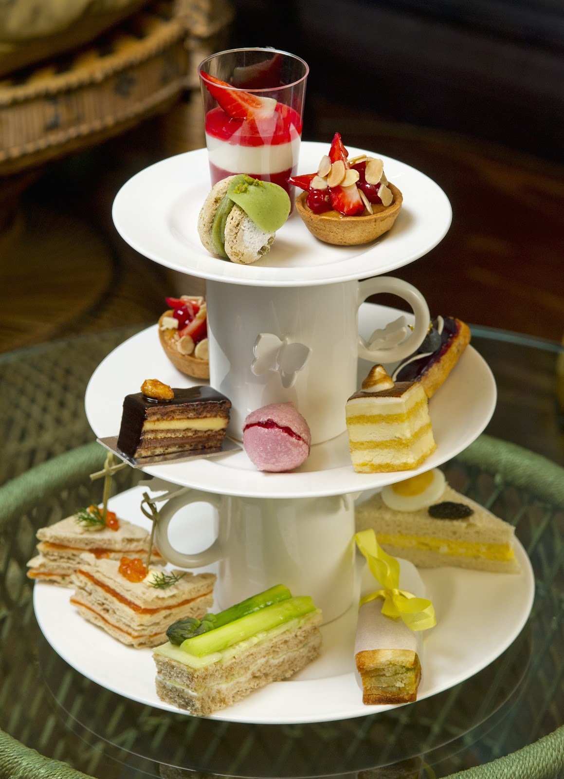 Afternoon tea news sketch london spring summer afternoon tea the