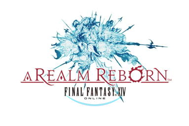 Final Fantasy XIV Logo - We Know Gamers
