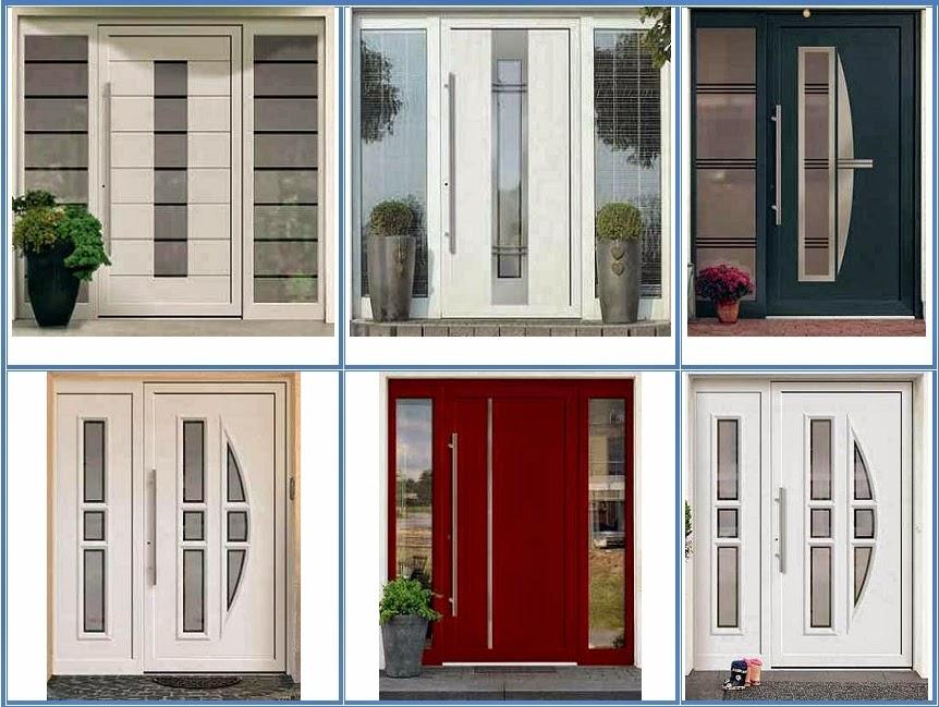 Vidrial comercial srl for Puertas para casas precios