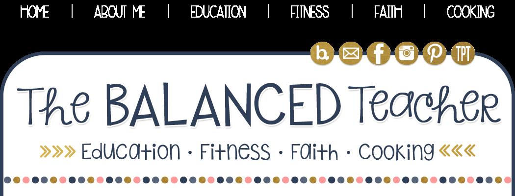 The Balanced Teacher