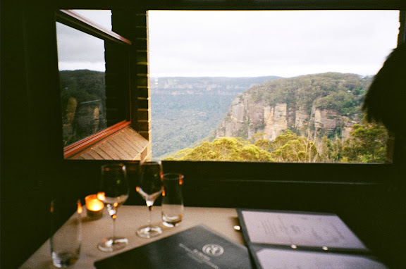 Blue Mountains Echoes Restaurant