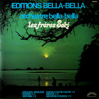 Orchestre Bella-Bella - les fr?res Soki,african 360.064, 1974